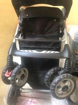 Stroller set car seat anak mobil