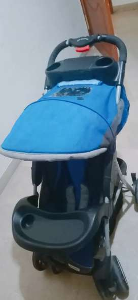 Dubai Baby shop junior brand pram available for sale