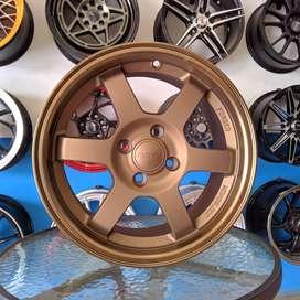 menjual Rays TE37 15X7 H4 114.3 +38 untuk mobil LANCER XENIA