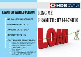 Looking for personal loan