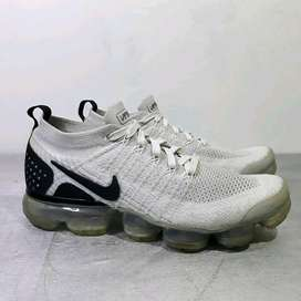 Air VaporMax Flyknit 2 'Reverse Orca'  Size :40.5 fit 41.5 Kondisi: 92