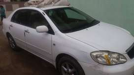 I want to Sell My Toyota Corolla in Genuine Conditions