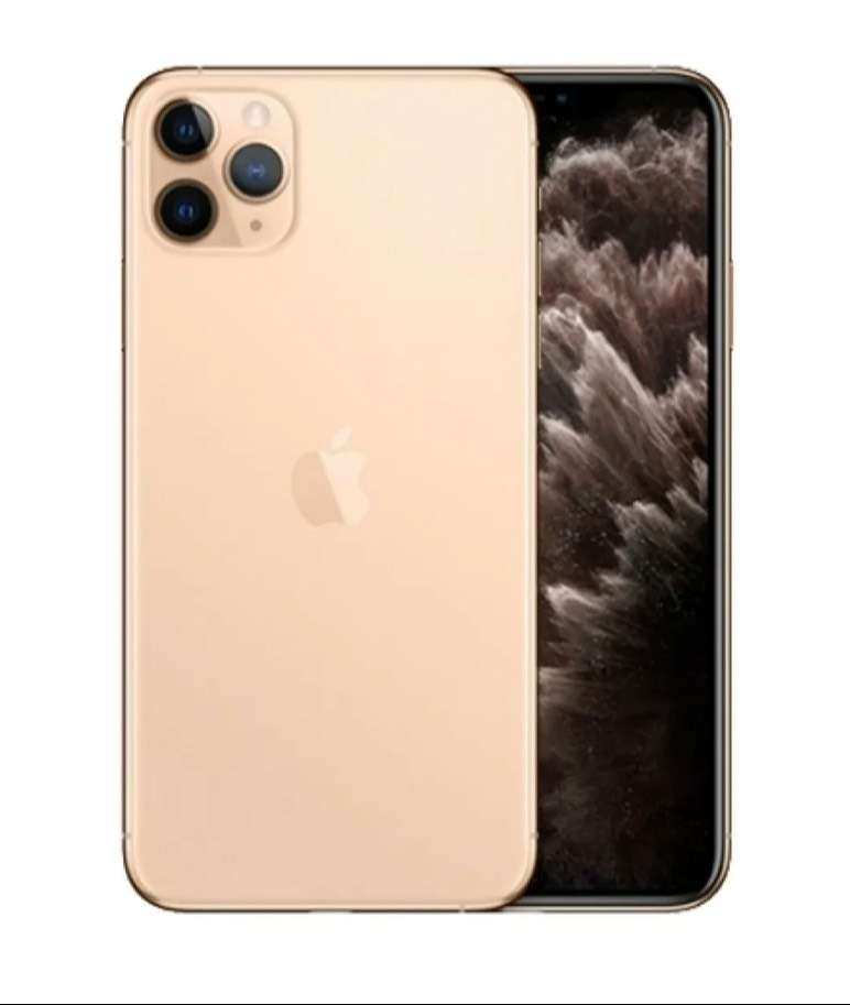 iPhone 11 Pro Max Gold 64GB 10/10 condition Canadian