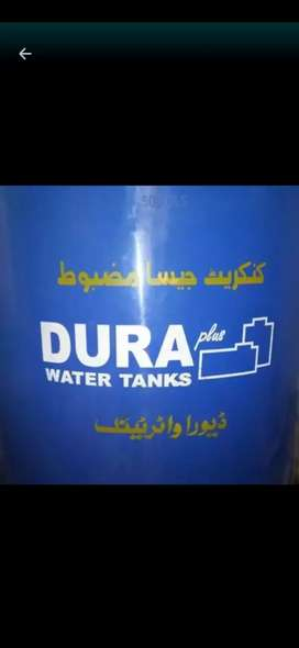 water Tanks avaible