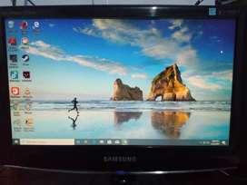 Monitor SAMSUNG LED 17inci HD