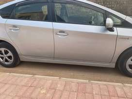 Toyota Prius Silver 2012 islamabad