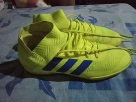 Jual sepatu futsal Adidas nemesis 1.3 yellow