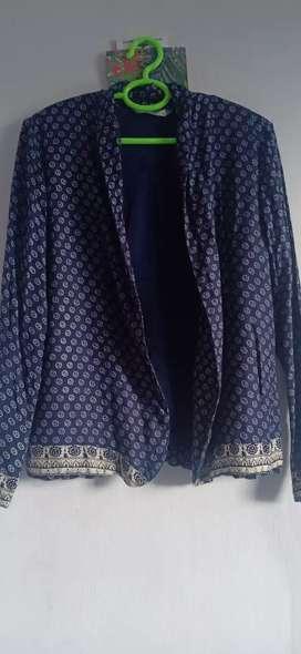 Summer cotton Cardigan