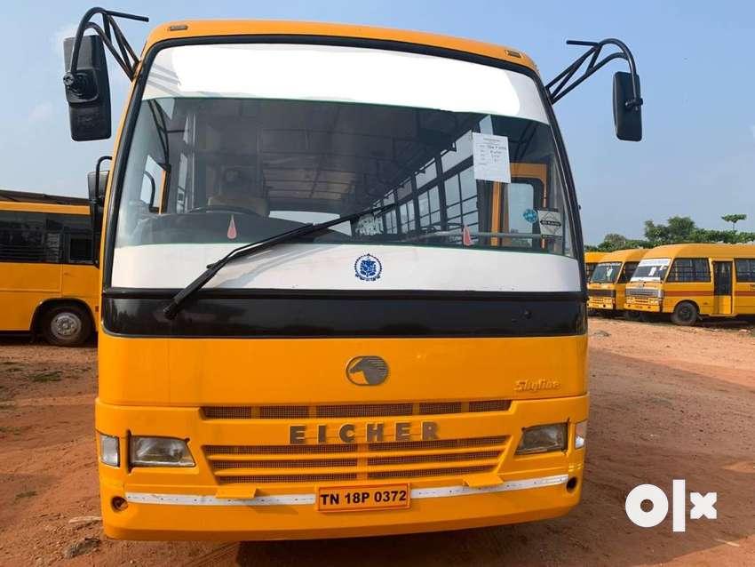 used school bus eicher 60 seatsss 0