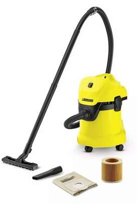 Just single day used product karcher vaccum cleaner