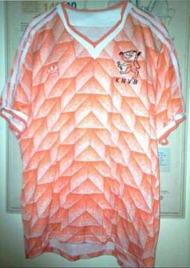 jersey holland 1988 authentic not reproduction