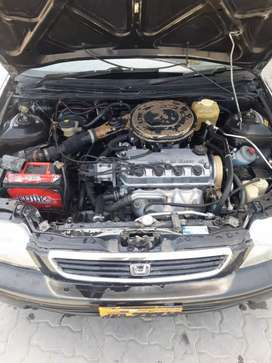 Honda city in cheap price selling urgent..