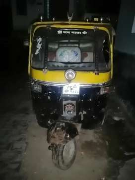 Bajaj auto 3 wheeler diesel
