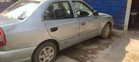 Hyundai Accent Petrol Well Maintained