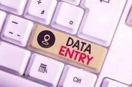 Data entry operetors