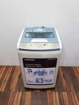Samsung diamond drum ag+ 6kg top load washing machine