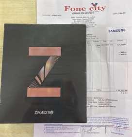 Samsung galaxy Z Fold2 5G 12gb 256gb brand new sealed 1year warranty