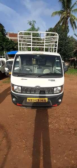 Mahindra Supro T4