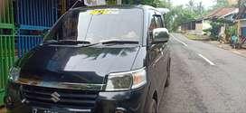 APV X tahun 2007 warna hitam