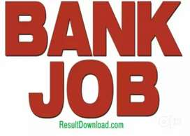 Direct joining without interview jobs in banks