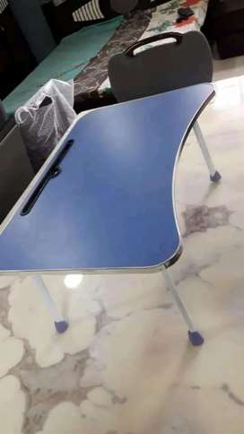 Foldable Study/work table