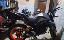 Gixxer in Good Cond. 1st party insurance