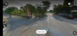 Tanah di Jl. Raya Grabahan Barat
