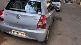 Toyota Etios Liva Diesel We Maintained