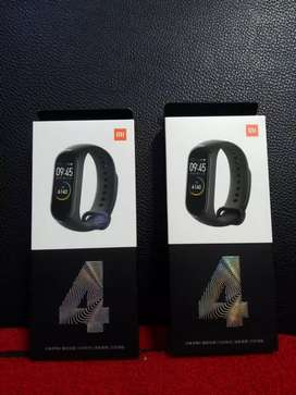 Baru BNIB Xiaomi Mi Band 4  Original Murah Support Bahasa Indonesia