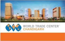 Wtc chandigarh get 30000 per month 10% per yr