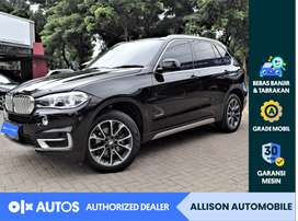 [OLX Autos] BMW X5 2015 3.0 xDrive35i XLine AT Bensin #Allison