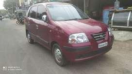 Hyundai Santro Xing XG eRLX Euro III, 2007, Petrol