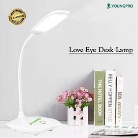 Lampu LED Love Eye Lampu Baca Lampu Meja Belajar Desk Lamp Lampu Kerja