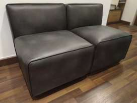 Single seater sofa set of 4 ( price per piece)