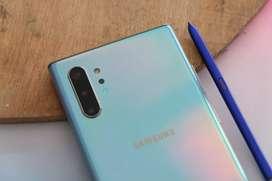 Samsung Note 10 plus 12/256gb Aura Glow
