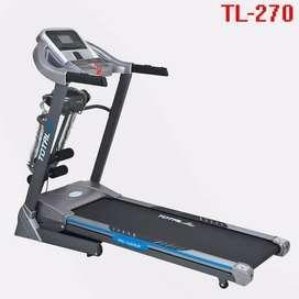 Alat olahraga treadmill elektrik tl 270 best