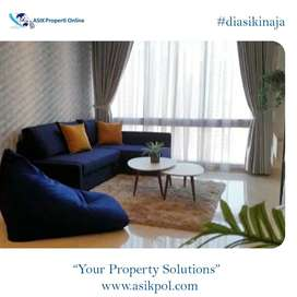 Disewa Apartemen The Masterpiece 105m2 Good Furnished by Asik Property