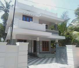 A NEW 4BHK 5CENTS 2100SQ FT HOUSE IN KOTTEKAD,THRISSUR