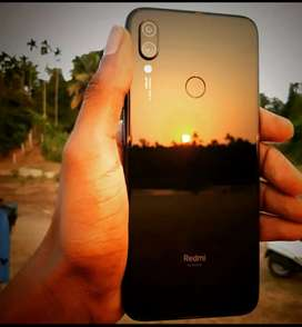 Redmi note 7 pro 64 gb with 48 mp camera