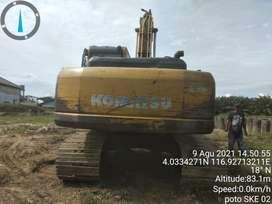 Jual Excavator PC 200-8