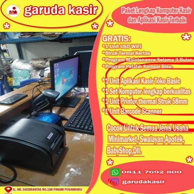 Promo aplikasi toko pekanbaru