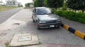 Anda Charade 87...Exchange posible with faimly car