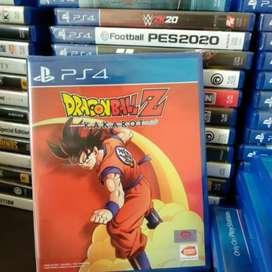 Dragonball z kakarot dragon ball ps4 murah asli ori kaset mulus