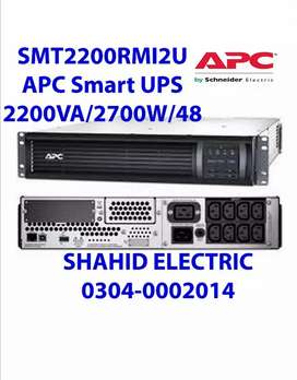 3000VA APC Smart UPS PURE SINE WAVE