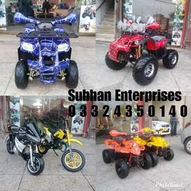 A+Quailty Best Atv Quad Bikes At Subhan Enterprise Deliver in All Pak
