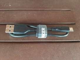 《BARU》 ANKER Kabel Powerline Micro USB 1ft/30cm Fast Charging ORIGINAL