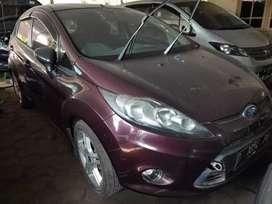 Ford Fiesta Tipe S (Sport) Th. 2011. No Honda Jazz Kia Picanto Agya !!