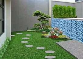 Tukang taman hijau minimalis/senen