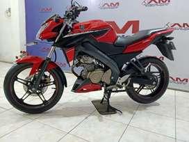 Vixion Advance Merah tahun 2015 Anugerah Motor Rungkut Tengah