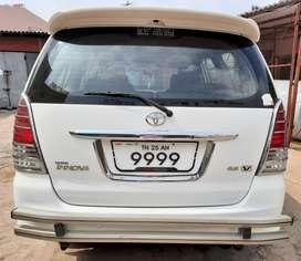 Toyota Innova 2.0 V, 2011, Diesel